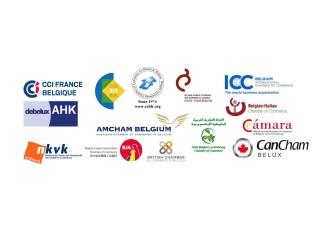 CCI étrangères en Belgique