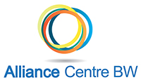 Logo Alliance Centre BW v9